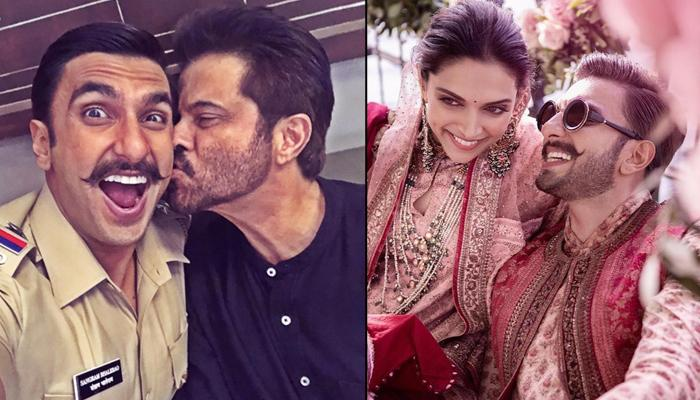 Anil Kapoor Finally Reacts On Reports Of Him Being Upset With Ranveer Singh And Deepika Padukone