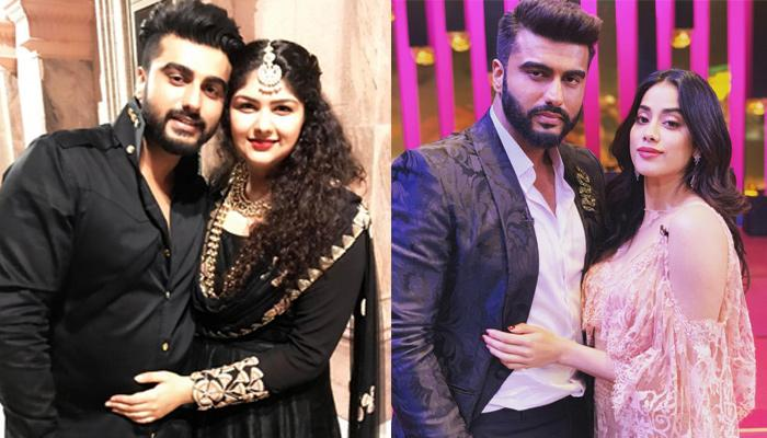 Janhvi Reveals That Anshula Received Rape Threats Over KWK Controversy, Arjun Blasts Trollers