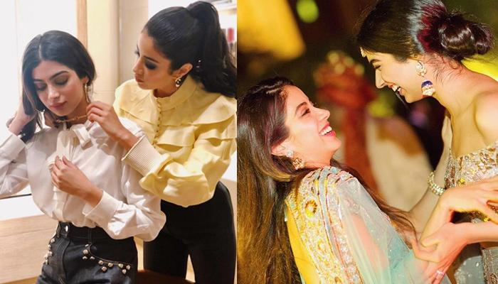 Janhvi Kapoor Stole Baby Sister Khushi Kapoor's Clothes, Their Banter Is Every Sister-Fight Ever