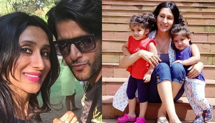 Teejay Sidhu Shares How Badly Bella-Vienna Miss Dad Karanvir, Keep Saying 'Dad, Come Back Soon'