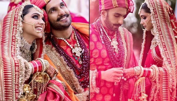 Sabyasachi Mukherjee Shares The Making Video Of Deepika Padukone And Ranveer Singh's Wedding Outfits