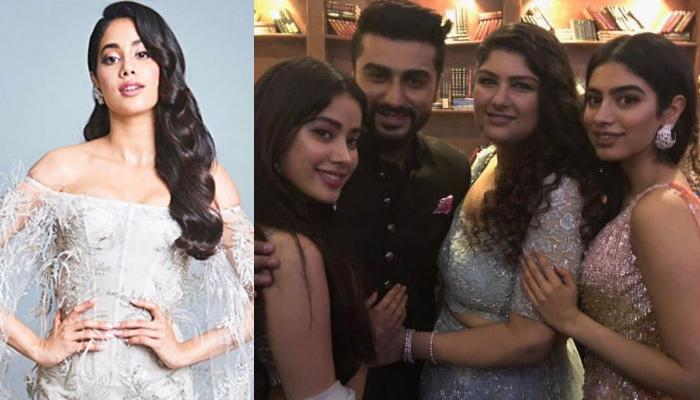 Janhvi Kapoor Finally Reveals How She And Khushi Started Relying On Half-Siblings Arjun And Anshula