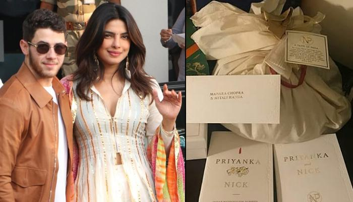 Priyanka Chopra And Nick Jonas Have Customised Goodies For Their Wedding Guests, Video Inside