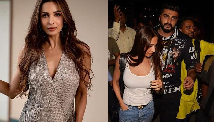 Malaika Arora Removes 'Khan' From Her Name Amidst Wedding Rumours With Arjun Kapoor