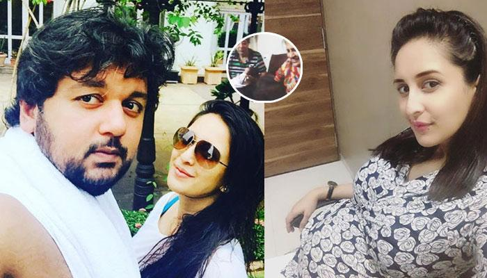 Famous TV Actress Chahatt Khanna Shares 1st Boomerang Video Of Her 1-Month Old Baby