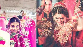 15 Beautiful Vidaai Moments From Real Indian Weddings Thatll Bring Tears In