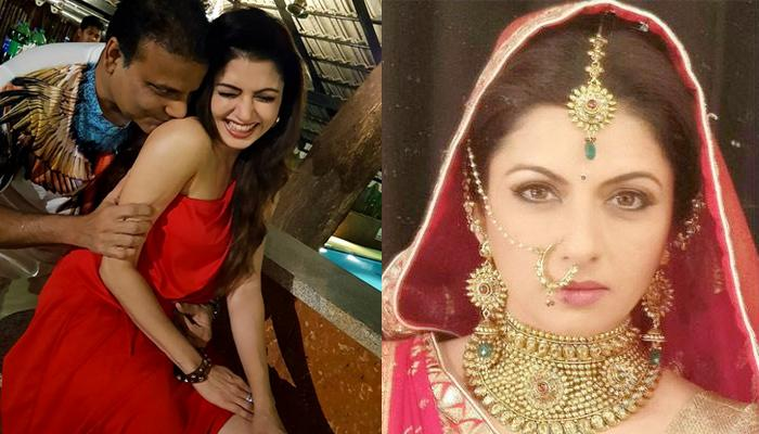 Bhagyashree Is A Princess Of A Royal Kingdom But Had To Run Away From Her Palace To Get Married