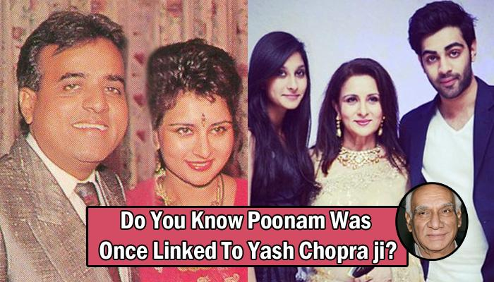 Famous Bollywood Actress Poonam Dhillon And Her Tragic Love Life