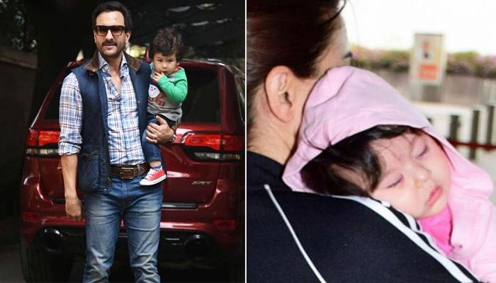 Soha On How Brother Saif Gets Concerned Seeing Taimur And Inaaya Close To Each Other And Here's Why