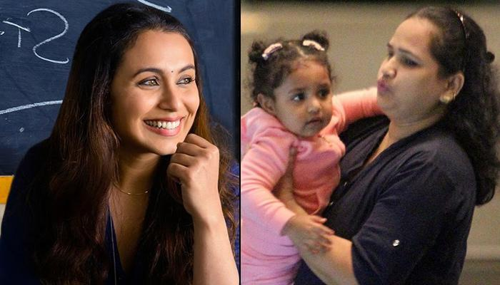Rani Mukerji Hopes That Adira Feels Proud Of Her Working Parents When She Grows Up