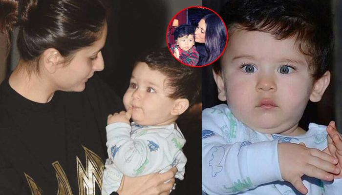 Kareena Kissing Taimur In This Unseen Picture From Their Holiday Is The Cutest Picture Till Date