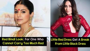 9 Different Ways To Rock The Colour 'Red' In Your Look This Valentine's Day