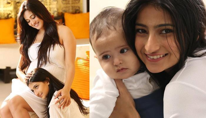 These Pics Of Shweta Tiwari's Babies Palak And Reyansh Tell That Step-Siblings Can Bond Too