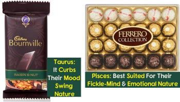 This Valentine's Day Select The Best Chocolates For Your Loved Ones According To Their Zodiac