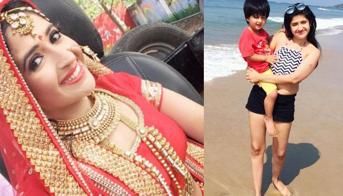 TV Actress Neha Narang Got Married When She Was 23 Yrs Old; She's Also A Mother Of 2 Yr Old Baby