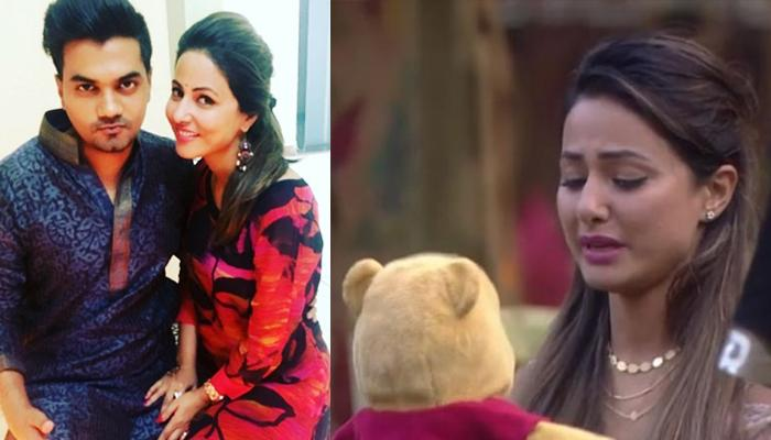 Hina Khan's Favourite Pooh Which She Sacrificed In Bigg Boss 11 Is Back In Her Life, Thanks To Rocky