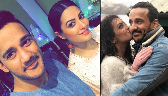 Anita Hassanandani Shares When She Kissed Rohit Reddy For The First Time With An Adorable Picture