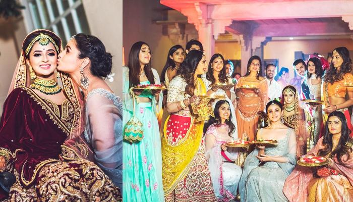 Unseen Pictures Of Alia Bhatt's Bestie Kripa Mehta's Wedding, They Give Major BFF Goals