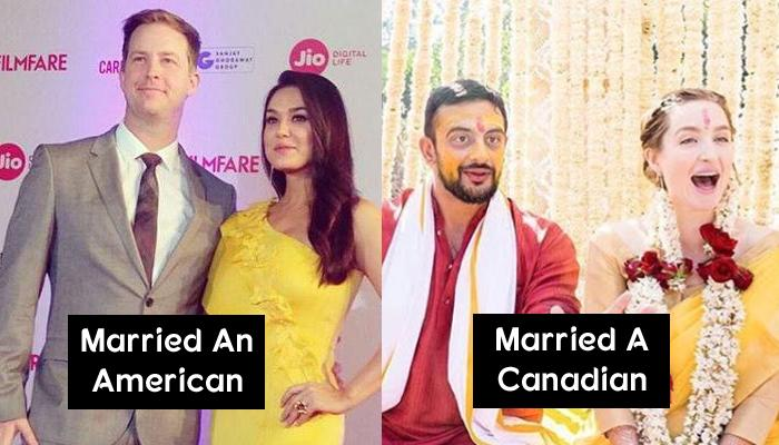 7 Bollywood Celebrities Who Found Love In Foreigners And Chose To Marry Them
