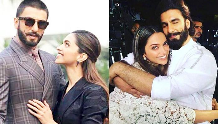 For The 1st Time Ever, Deepika Padukone Reveals The Most Irritating Habit Of Ranveer Singh