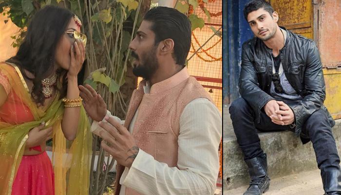 Prateik Babbar Son Of Smita Patil And Raj Gets Engaged To His Friend Sanya Sagar