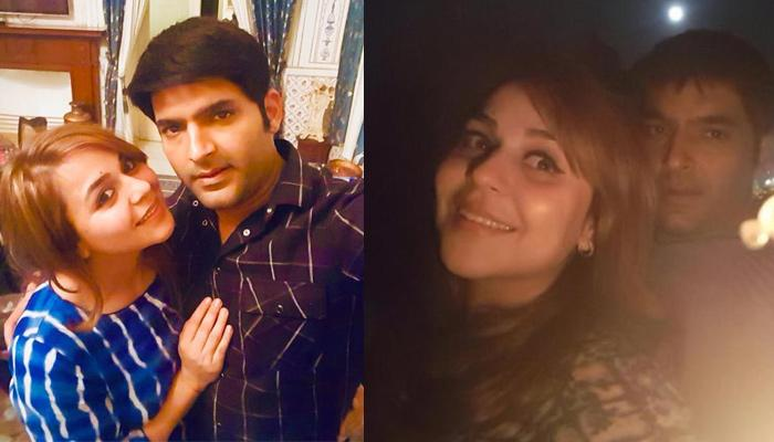 Kapil Sharma And Ginny Chatrath's Wedding Will Have Four Very Famous Punjabi Singers Performing