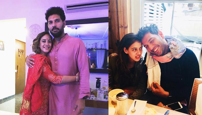 Yuvraj Singh Sweetly Reveals How He Made It To 2 Years With Hazel Keech On Their Anniversary