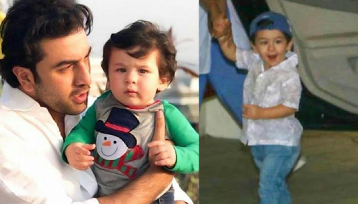 Taimur Ali Khan Copies His Mamu Ranbir Kapoor's Style, His Fashion Game Is On Point, Picture Inside!