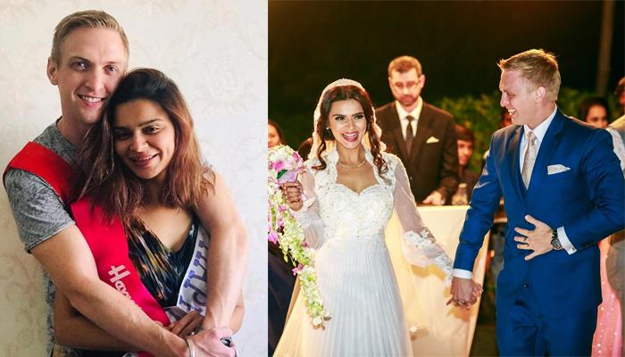 Aashka Goradia And Brent Goble's First Wedding Anniversary, She Calls It 'Best Year Of Her Life'