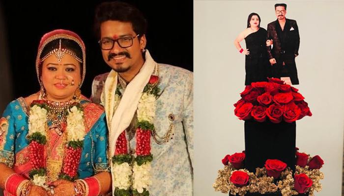 Bharti Singh And Haarsh Limbachiyaa Celebrate Their First Anniversary Together, Share Unseen Video