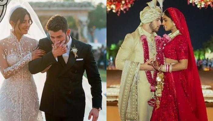 Priyanka Chopra And Nick Jonas' Official Wedding Pics Are Out, They Look Straight Out Of Fairy Tale