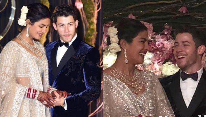 Priyanka Chopra-Nick Jonas Can't Stop Laughing When Shutterbugs Say 'Pose Change' Amidst Their PDA