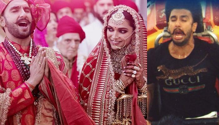 Ranveer Singh Had Gatecrashed Deepika Padukone's Bachelorette, Says It Turned Out To Be A Big Party