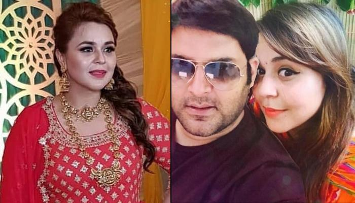 Kapil Sharma's To-Be Wife Ginni Chatrath Dances On Her Bangle Ceremony, Pictures And Video Inside