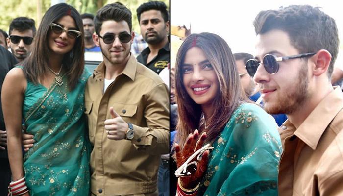 Priyanka Chopra's Mehendi Design Has A Unique Connection With Her Musician Hubby Nick Jonas