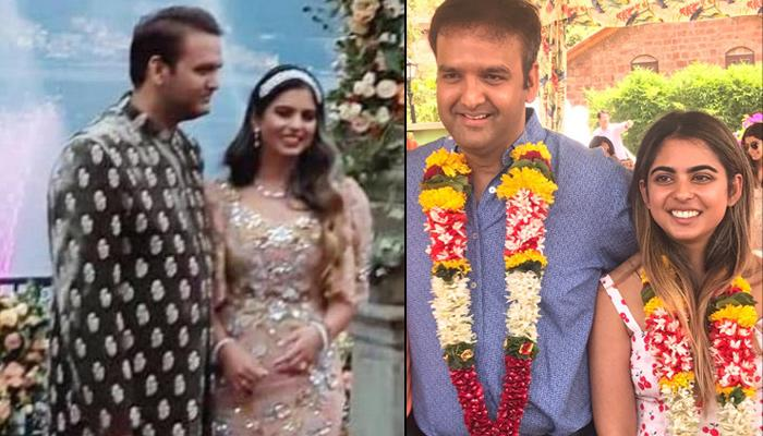 Isha Ambani And Anand Piramal's Wedding Functions Will See Close To 40 Chartered Flights In Udaipur