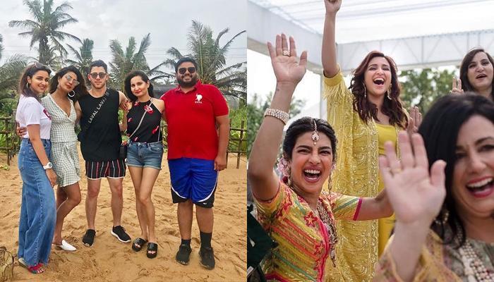 Priyanka's Sister, Parineeti Chopra Demanded This Whopping Amount From Jiju Nick In Joota Chhupai