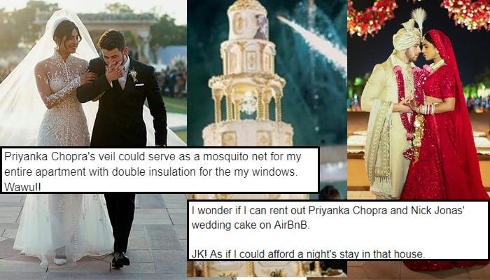 Funniest Memes On Priyanka Chopra S 75 Feet Long Wedding Veil And