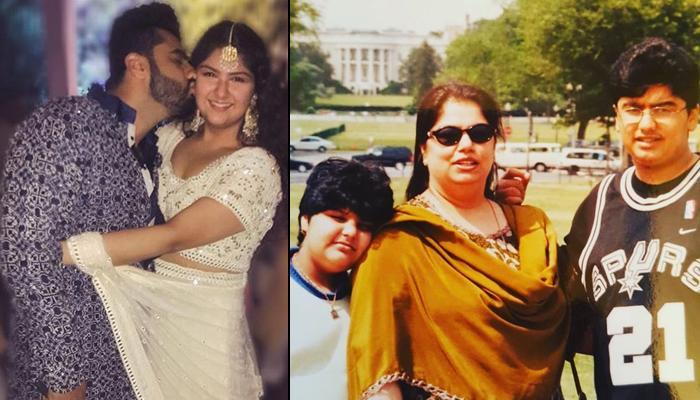 Arjun Kapoor Calms Sister Anshula Kapoor As She Remembers Their Mom Mona Shourie In A Heartfelt Post
