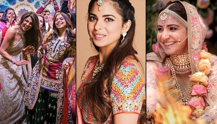 Isha Ambani Chooses BFF Priyanka Chopra And Anushka Sharma's Photographer For Her Own Wedding