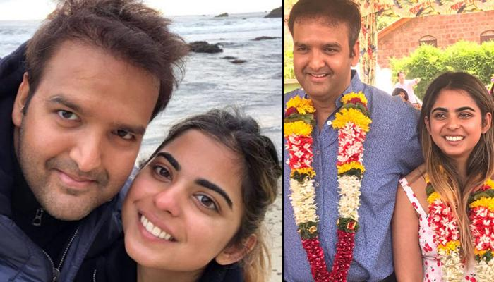 First Look Of Isha Ambani And Anand Piramal's Pre-Wedding Festivities Preparations In Udaipur
