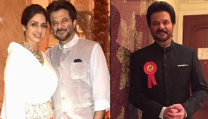 Anil Kapoor Reveals He Would Touch Sridevi's Feet Whenever They Met, She Felt Awkward Of His Gesture