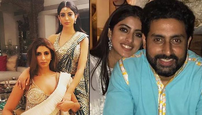 Abhishek Bachchan And Shweta Bachchan Pen Down Heartfelt Wishes On Navya Naveli Nanda's Birthday