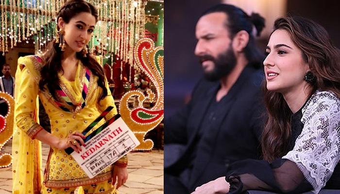 Saif Ali Khan's Reason For Not Watching Sara Ali Khan's Film, Kedarnath Is Every Jittery Father Ever