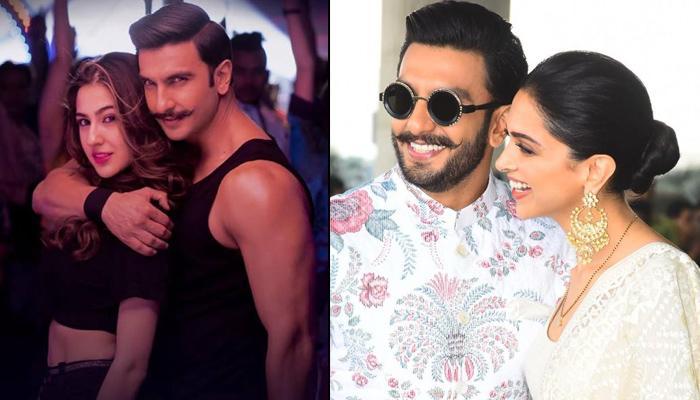 Deepika Padukone's Reaction To Ranveer Singh's 'Aankh Maare' Song From 'Simmba' Sums Up Our Feelings