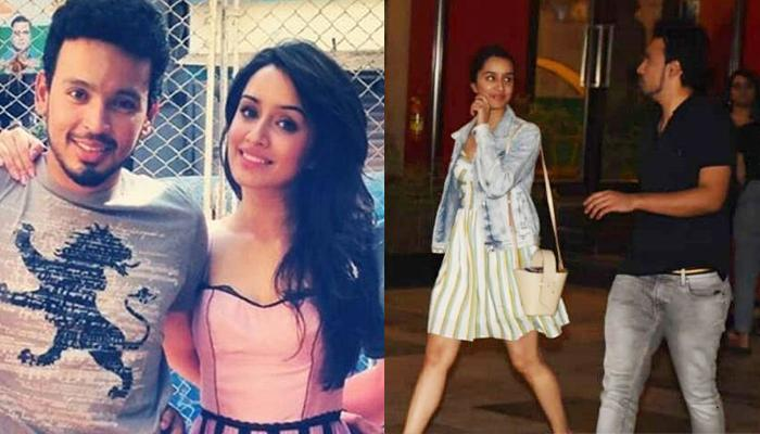 Shraddha Kapoor Can't Stop Blushing As She Steps Out With Alleged Boyfriend, Rohan Shrestha