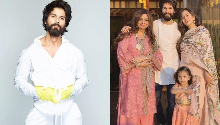 Shahid Kapoor's Family Members Slam The Rumours Of The Star Being Diagnosed With Stomach Cancer
