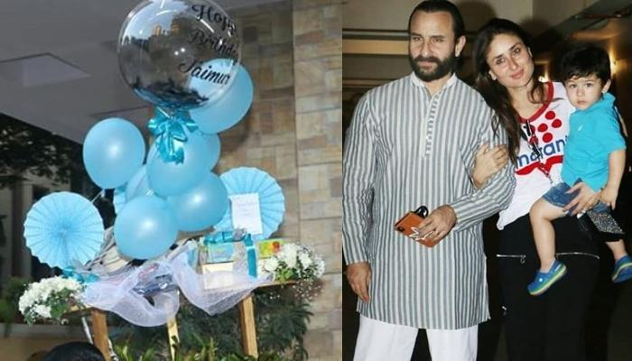 Taimur Ali Khan Gets 'Exhausted From The Paparazzi' Personalised Gift On His Pre-Birthday Bash