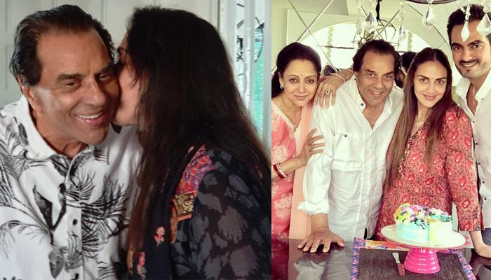 Dharmendra Turns 83, Wife Hema Malini Pens A Heartfelt Birthday Wish