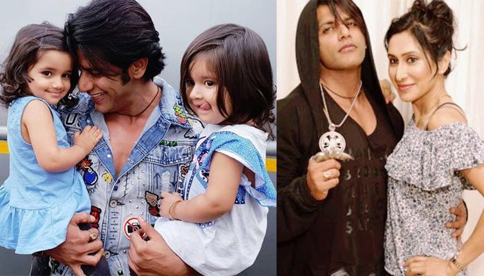 Teejay Sidhu And Karanvir Bohra's Twins Surprise Their Dad Inside Bigg Boss 12 House